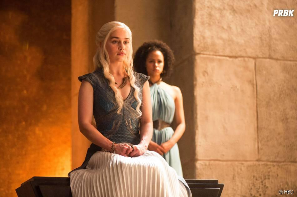 Game of Thrones saison 4 : Daenerys face à une trahison