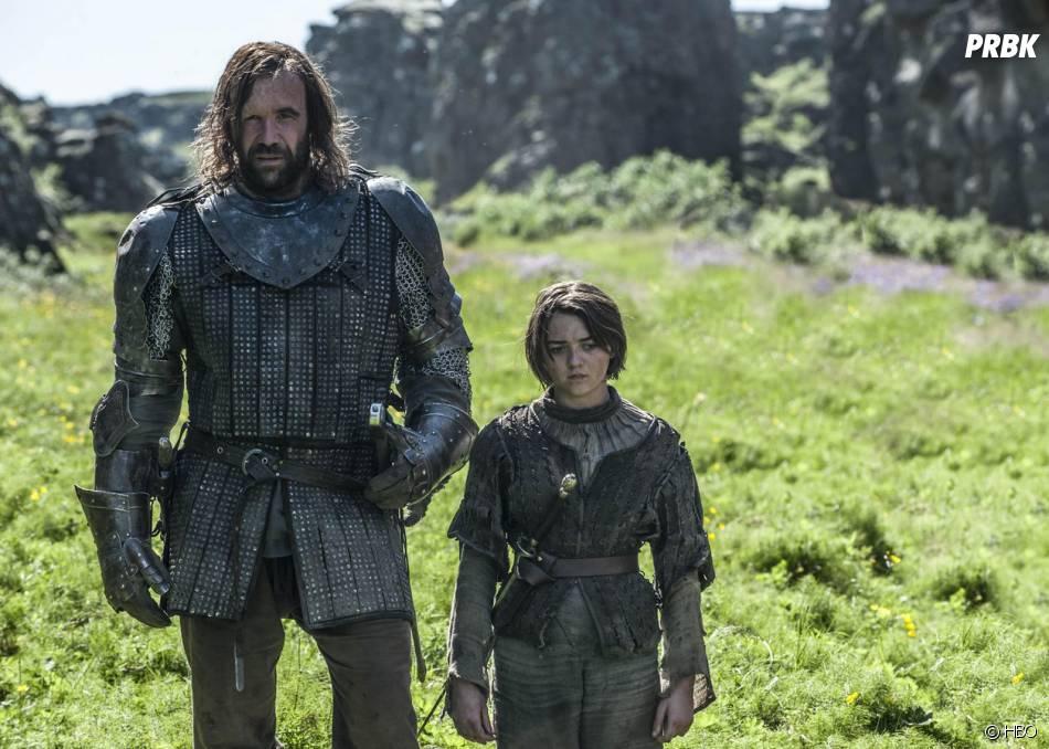 Game of Thrones saison 4 : Arya toujours piégée par le destin