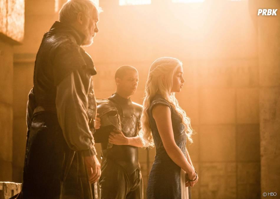 Game of Thrones saison 4 : Daenerys en colère