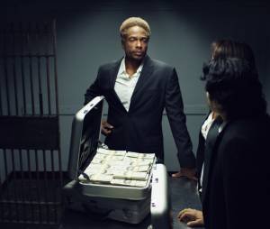Five Thirteen : Gary Dourdan sur une photo