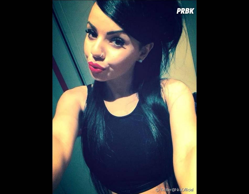 Niia Hall encore en mode clash sur les réseaux sociaux