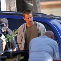 Fast and Furious 7 : photos de tournage avec Cody Walker et Vin Diesel