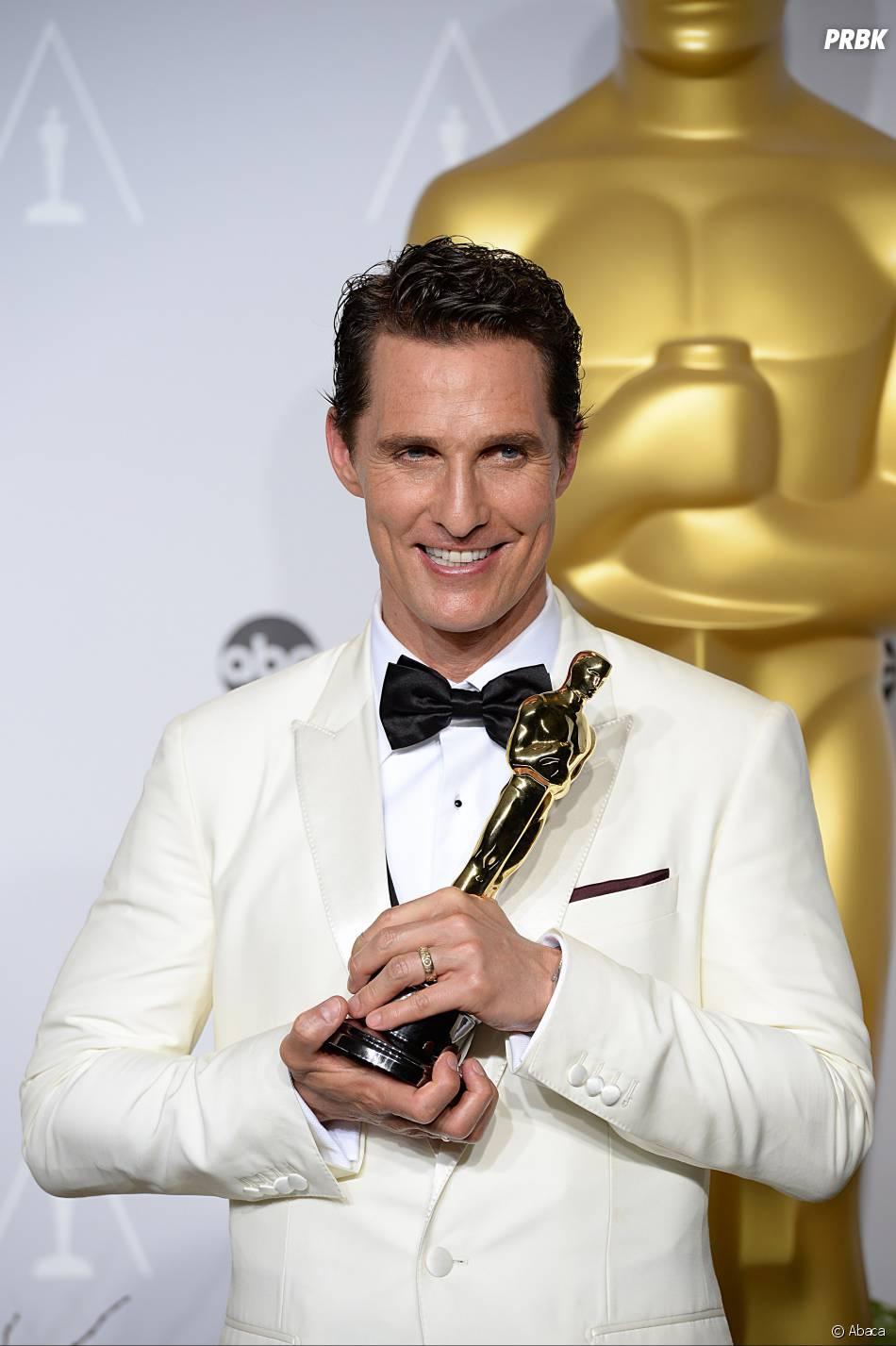 True Detective : Matthew McConaughey prêt à revenir