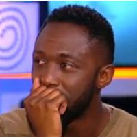 Thomas Ngijol en larmes en parlant de son passé