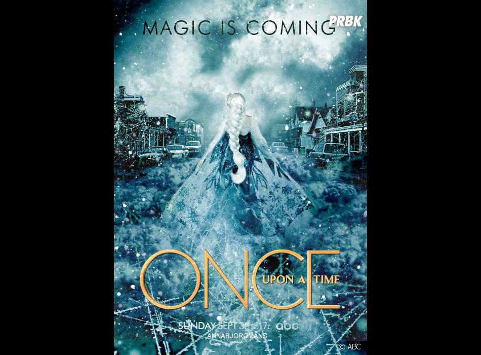 Once Upon A Time saison 4 : la reine des neiges sera présente