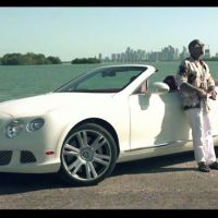 Swagg Man : Ma Bentley, le clip à bord d'une grosse cylindrey
