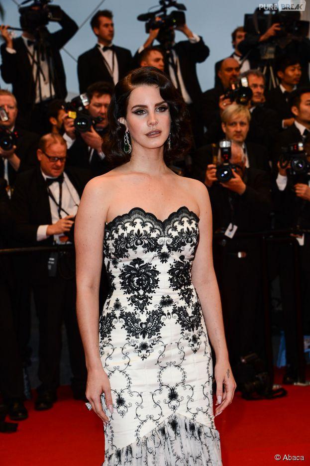 """Lana Del Rey : """"J'aimerais déjà être morte"""""""