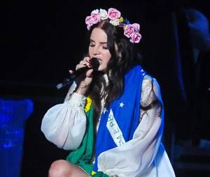 Lana Del Rey vit mal son succès