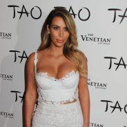 Kim Kardashian : un décolleté hallucinant pour promener North