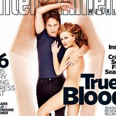 True Blood : Anna Paquin nue en Une d'EW avant la saison 7