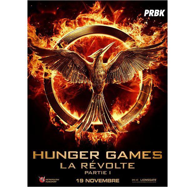 Hunger Games - La révolte dévoile ses affiches