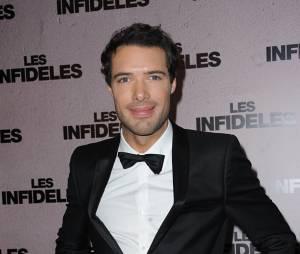 Nicolas Bedos à l'avant-première du film Les Infidèles