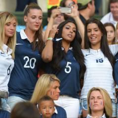 Patrice Evra, Bacary Sagna... : les Wags des Bleus dans les tribunes de Maracanã