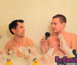 Qui veut épouser mon fils 3 : Thierry dément être gay dans le bain de Jeremstar