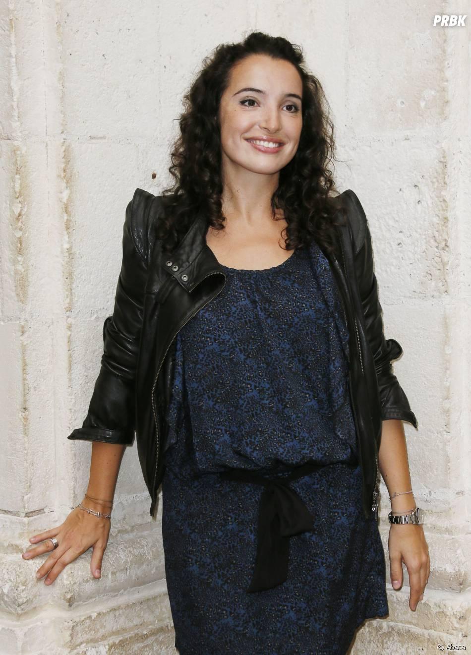 """Isabelle Vitari au casting de la future série comique """"Personne n'est parfait"""" sur TF1"""