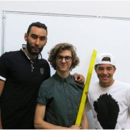 La Fouine, Samy Seghir et Thomas Solivérès : interview du trio d'A toute épreuve