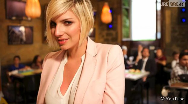 Nadège Lacroix dans Hollywood Girls 4 ?