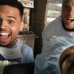Drake et Chris Brown font la paix aux ESPYS Awards dans un sketch hilarant