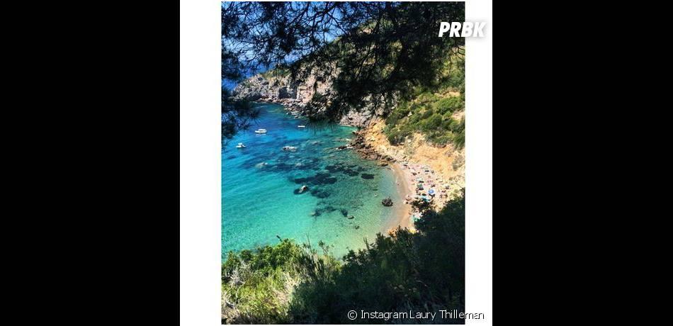 Laury Thilleman : vacances de rêve en Italie, au mois de juillet 2014