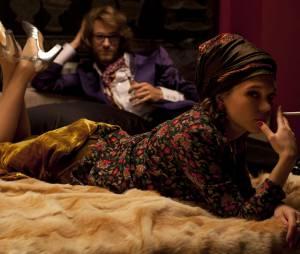 Saint Laurent : le biopic réalisé par Bertrand Bonello avec Gaspard Ulliel, Jérémy Renier, Léa Seydoux, Louis Garrel, au cinéma le 24 septembre 2014