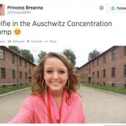 Selfie à Auschwitz : quand une adolescente américaine va trop loin