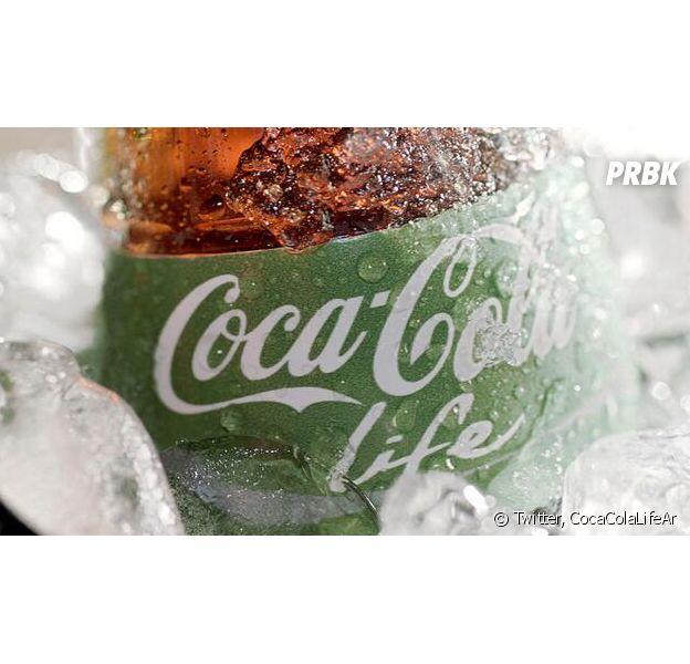 Coca Cola vert : le Coca Cola à base de stévia