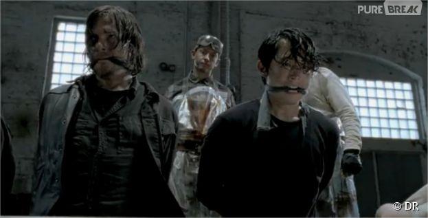 Walking Dead saison 5 : bande-annonce dévoilée au Comic Con 2014