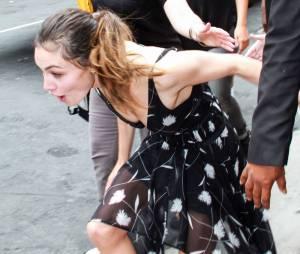 Phoebe Tonkin au Comic Con le 25 juillet 2014