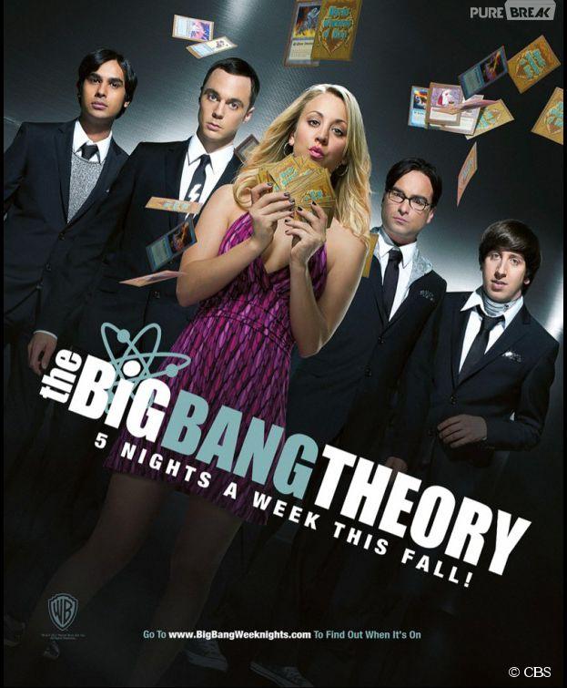 The Big Bang Theory saison 8 : les cinq acteurs principaux toujours en négociations