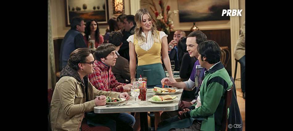 The Big Bang Theory saison 8 : le tournage en pause
