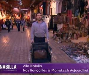 Allô Nabilla, nos fiançailles à Marrakech : John perd Mémé