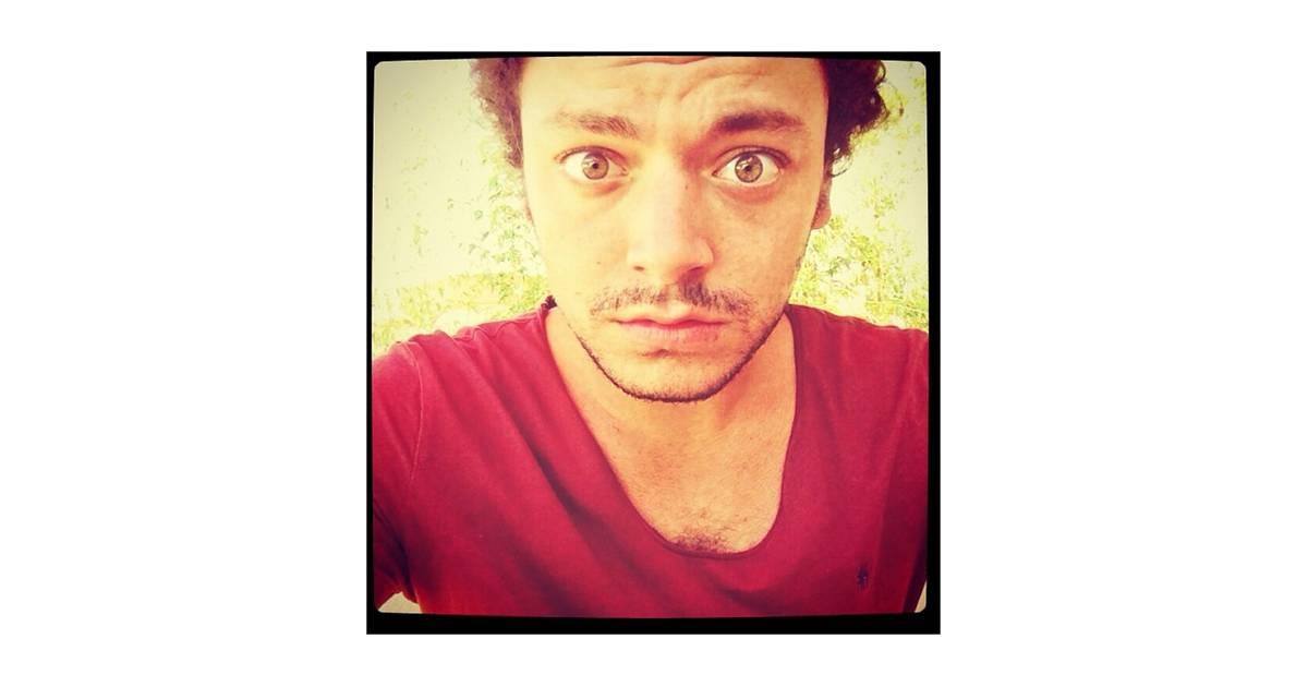 Kev adams selfie sur le tournage d 39 aladin au maroc en - Singe de aladin ...