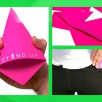 Faire pipi debout pour les filles ? C'est enfin possible avec Stand Up !