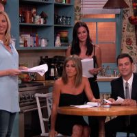 Friends : Jennifer Aniston, Courteney Cox et Lisa Kudrow de retour dans la série