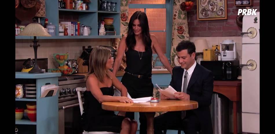Friends : Jennifer Aniston, Courteney Cox de retour