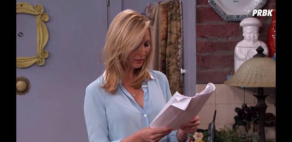 Friends : Lisa Kudrow reprend son rôle de Phoebe