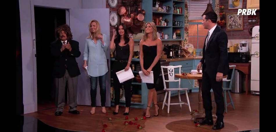 Friends : Jennifer Aniston, Courteney Cox et Lisa Kudrow