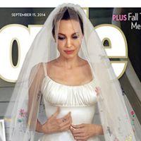 Angelina Jolie et Brad Pitt : des photos de mariage vendues pour la bonne cause