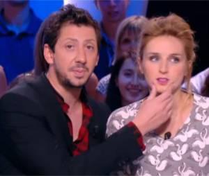 Alison Wheeler et Monsieur Poulpe : leur première à la météo de Canal+ le 9 septembre 2014