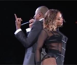Beyoncé et Jay Z - Drunk in love aux Grammy Awards 2014