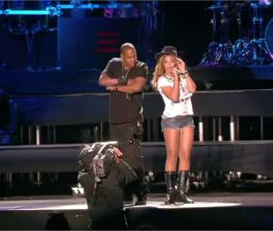 Jay Z & Beyoncé - Forever Young à Coachella 2011