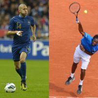 Jérémy Ménez VS Gaël Monfils : battle sportive de gestes de folie