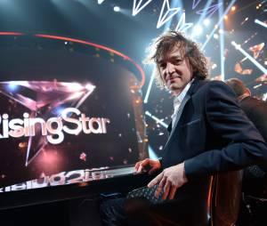 Rising Star : Cali pour l'avant première de l'émission, le 15 septembre 2014