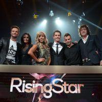 Rising Star : coup d'envoi réussi et première levée du mur en public