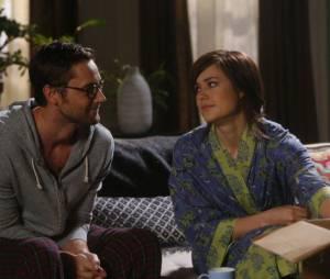 Blacklist saison 1 : Ryan Eggold et Megan Boone sur une photo