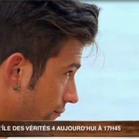 L'île des vérités 4 : Yoann prêt à quitter l'aventure ?