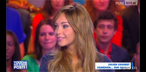 Nabilla Benattia : perdue face à Pièges de Stars dans Touche pas à mon poste le 25 septembre 2014 sur D8