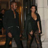 Kim Kardashian sexy en dentelle : sa fille North lui vole la vedette !