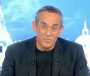 Thierry Ardisson s'excuse auprès du fils de Cathy Sarraï