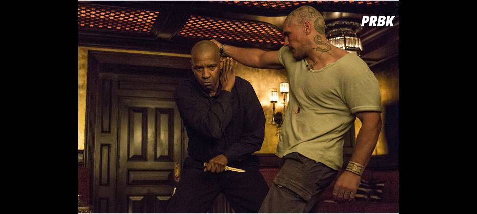 The Equalizer un film d'action explosif